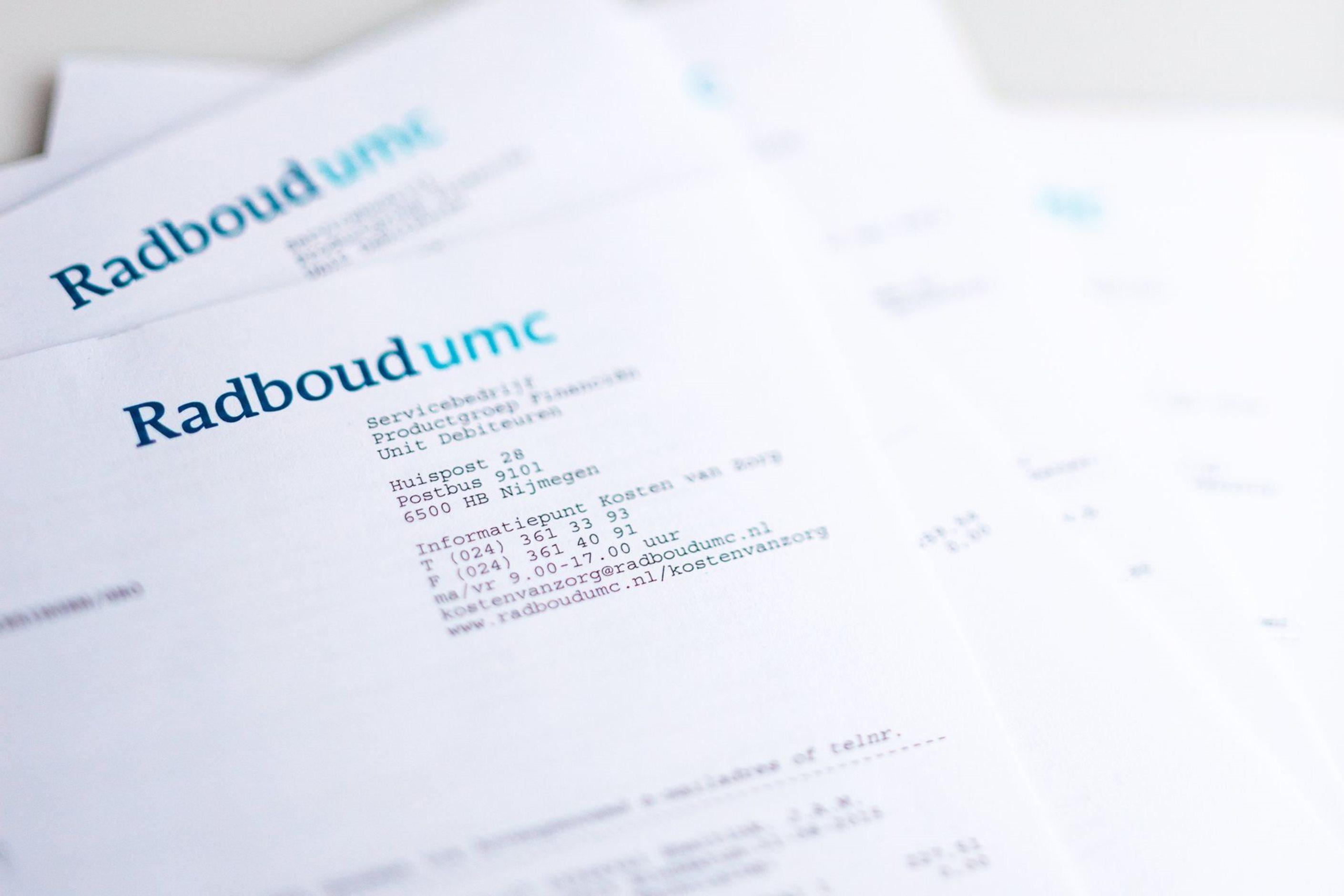 Patient care - Radboudumc